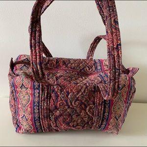 Vera Bradley Paisley Duffel Bag